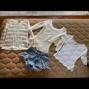 Shirt and blouses